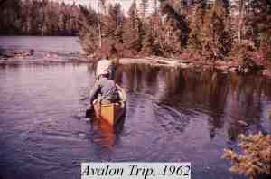 Avalon Trip, 1962