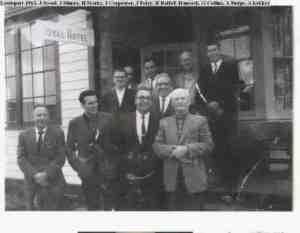 Forest Service Group FS Lewisport 1963