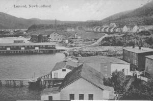 Lomond, Newfoundland circa 1920's