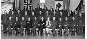 Newfoundland Forest Service Staff meeting, Gander, 1965/66