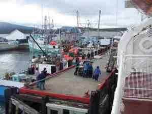 Crab Boats at Makkovik