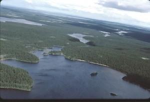 Minipi Waters, Labrador, 1984