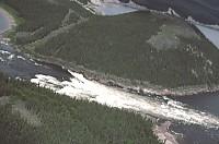 Muskrat Falls, Labrador, 1984